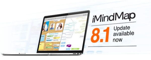 iMindMap 8.1 out now