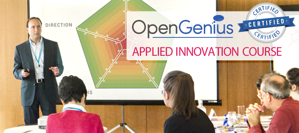 Applied Innovation training from OpenGenius