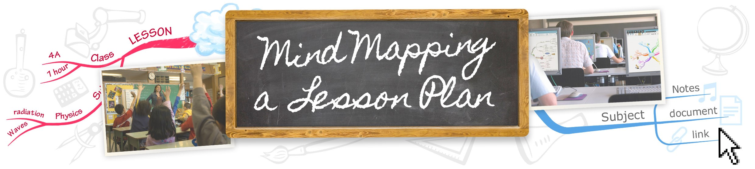 Mind Mapping a lesson plan