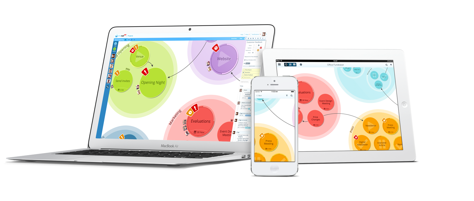 Free 6 months of DropTask PRO with purchases of iMindMap Ultimate