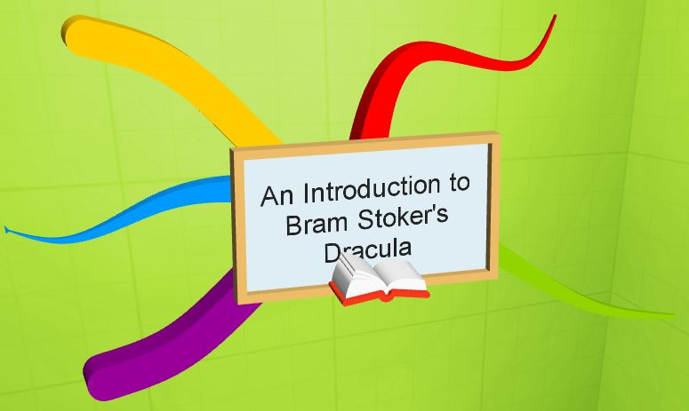Delivering Lessons - Dracula Map - Branches