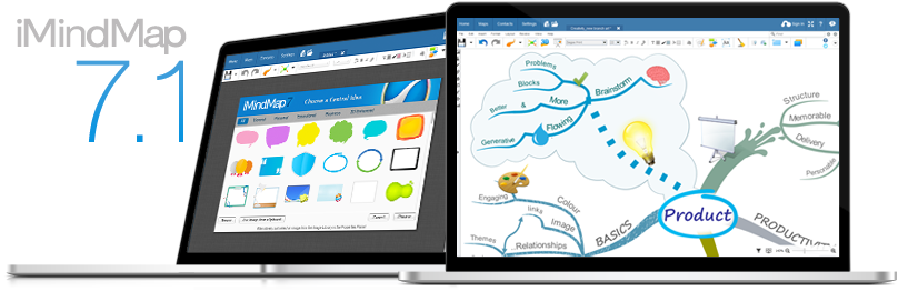 iMindMap Ultimate 7.1 update