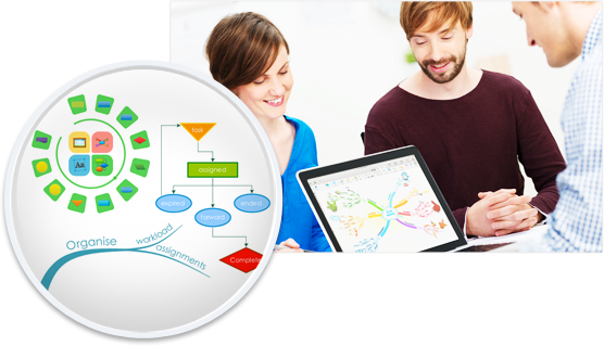Get Organised with Mind Mapping software