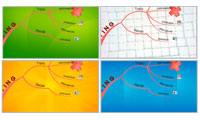 iMindMap 7 Presentation Backgrounds
